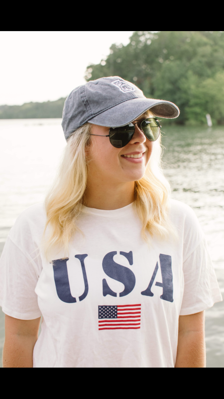 The All-American Tee