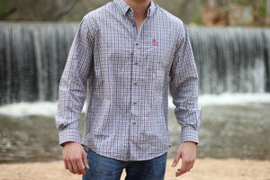 Georgia Cotton button up