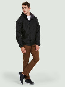 Uneek Premium Outdoor Jacket Black UC620
