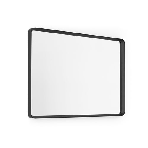 Bath Wall Mirror: Rectangular