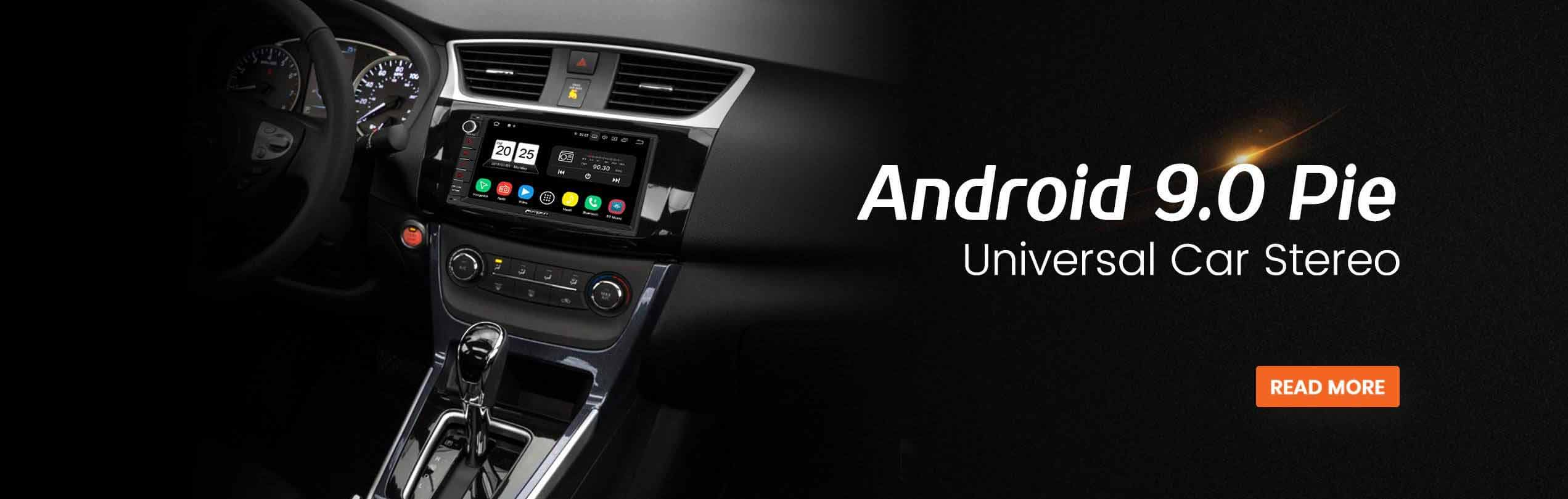 android 9.0 Pie car stereo