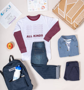 Modern Casual Box for Boys