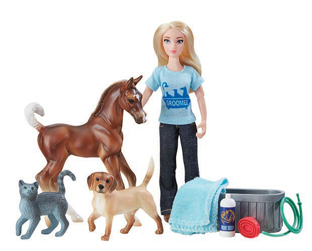 Breyer Classics  Pet Groomer 2
