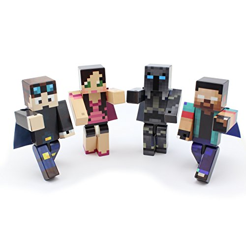Herobrine Bundle by EnderToys