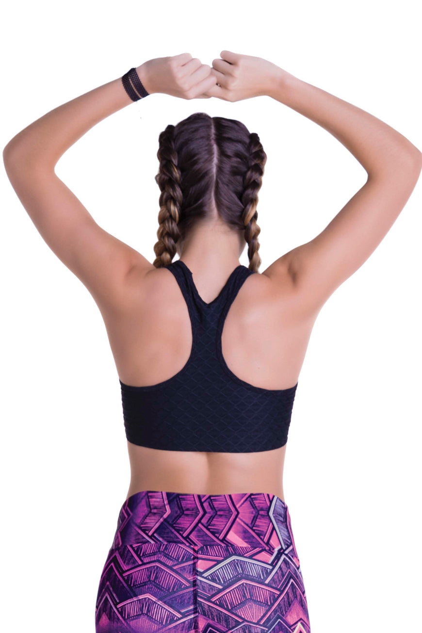 SPORTS BRA COMFORT SUPPORT TOP CHA22336