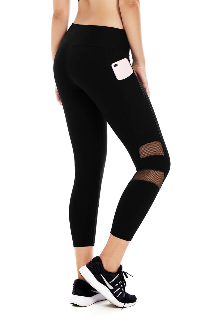 Active Cropped Leggings CHA22969