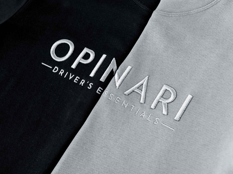 Two colours OPINARI sweater