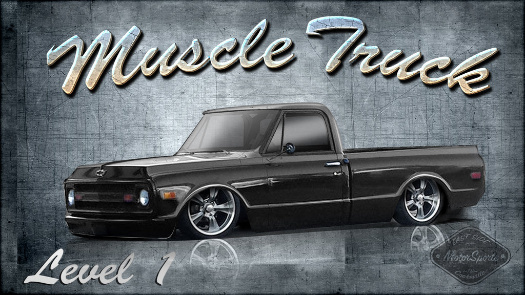 Muscle Truck Power package Level 1 (Chevy, GMC Truck 1960 - 1987)