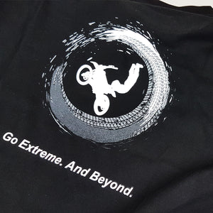 T-Shirt - Go Extreme. And Beyond.