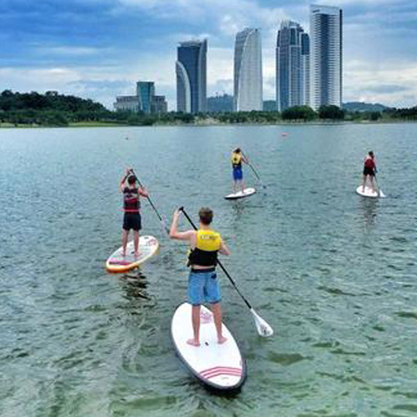 Stand Up Paddling for 1 person