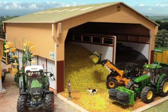 Cover to Monster Silage Clamp BT8950 Farm Model Toy