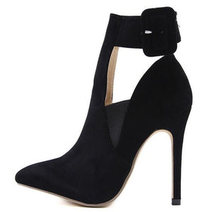 Shoefits cheap high heels stilettos and accessories black high heels