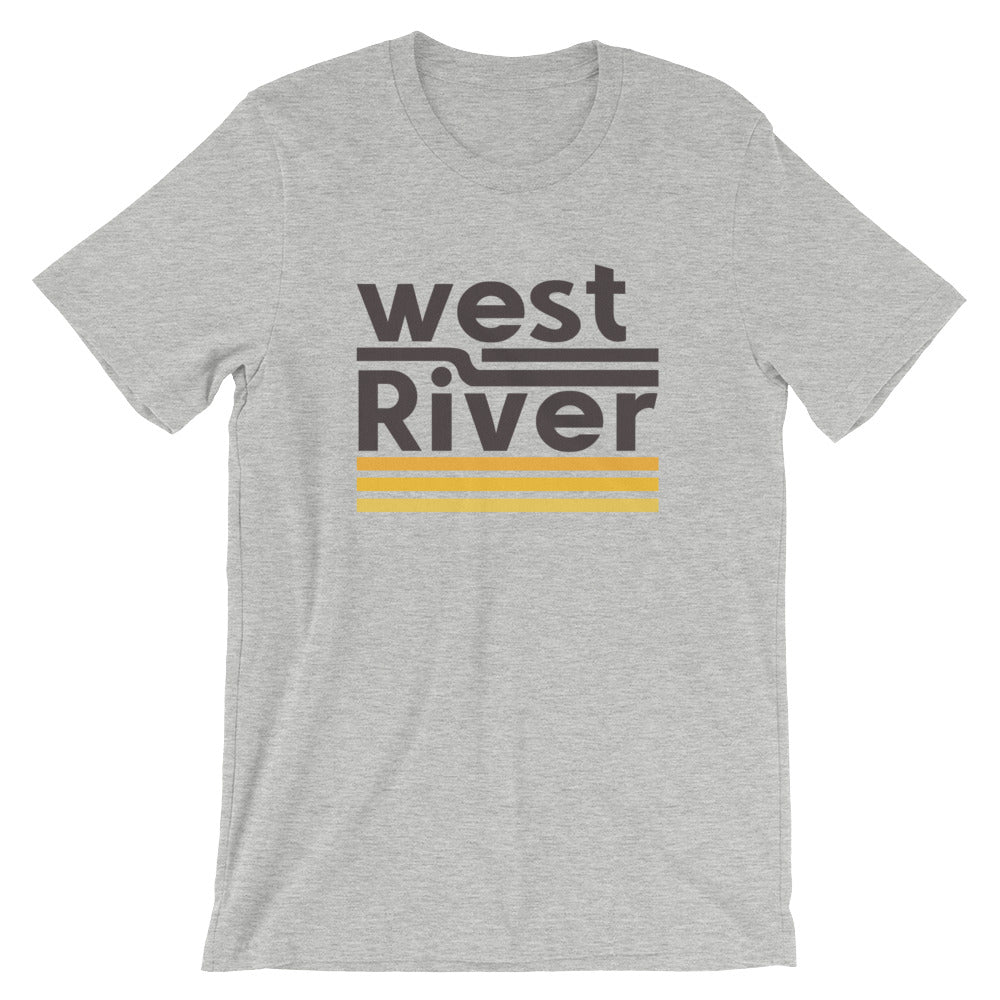 Short-Sleeve Unisex T-Shirt - West Side