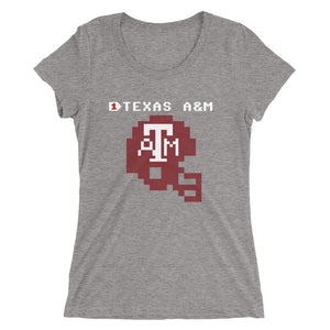 Ladies' short sleeve t-shirt - SodakMo Bowl - Gig'Em!