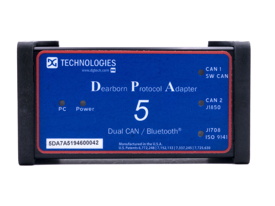DG Tech DPA5 Bundled with OBDII Cable