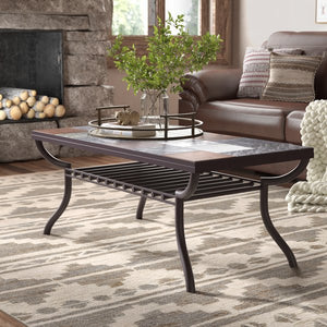 Palmyra Coffee Table by Fleur De Lis Living