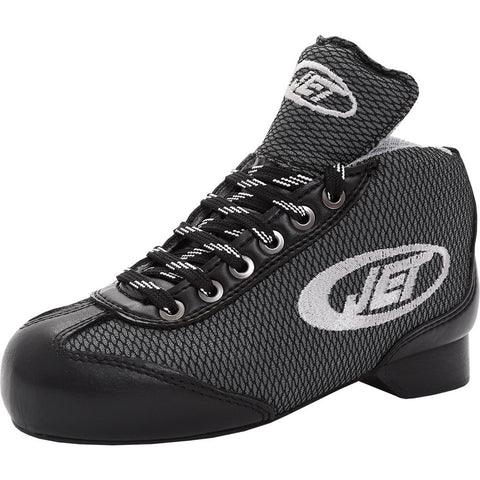 Bota Jet Evoluction Preto / Cinza