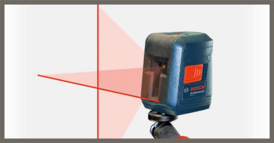 Bosh: Self Leveling Laser (Rental $49)