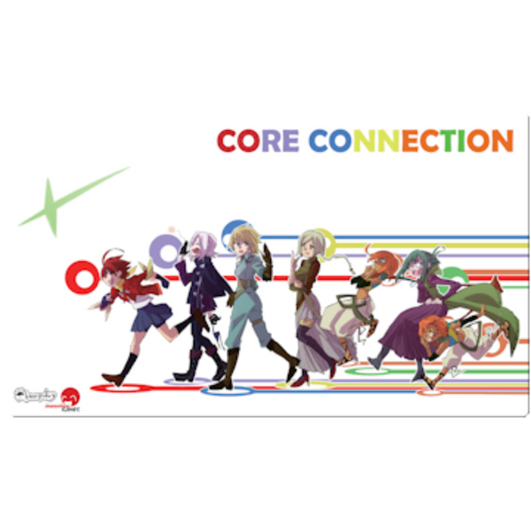 Core Connection Playmat - Character Art - PRE-ORDER