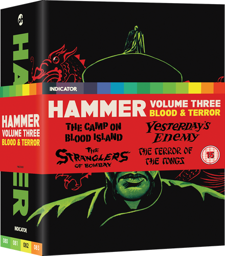HAMMER VOLUME THREE: BLOOD & TERROR - LE