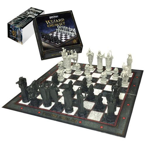 Wizards Chess Harry Potter Chess Set