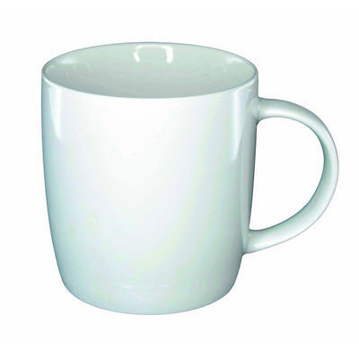 Ariston New Bone Barrel Mug - White