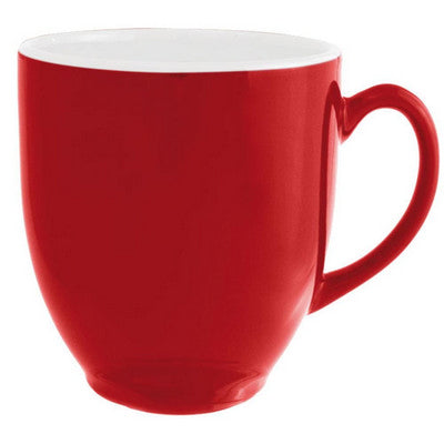 Broadway Mug Gloss Red/White