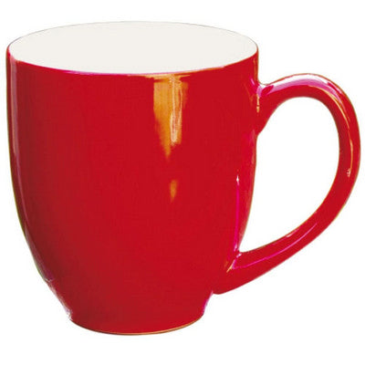 New York Mug Red / White