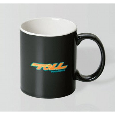 Toucan Black/White Mug