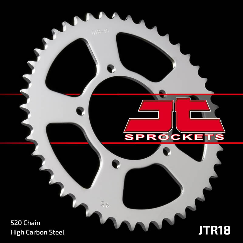 Rear Motorcycle Sprocket for MUZ_660 Scorpion Tour_95-02, MUZ_660 Scorpion Traveller_95-02