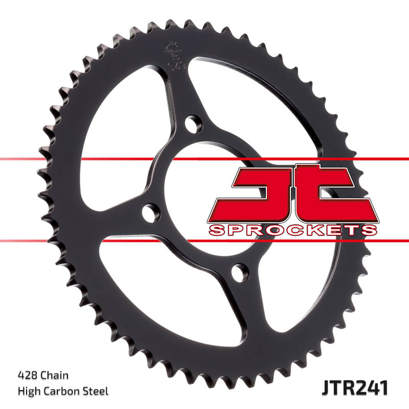 Rear Motorcycle Sprocket for Honda_MTX125_83-94
