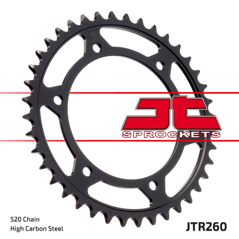 Rear Motorcycle Sprocket for Honda_XL250 R Baja_91, Honda_XR250 L_91-96