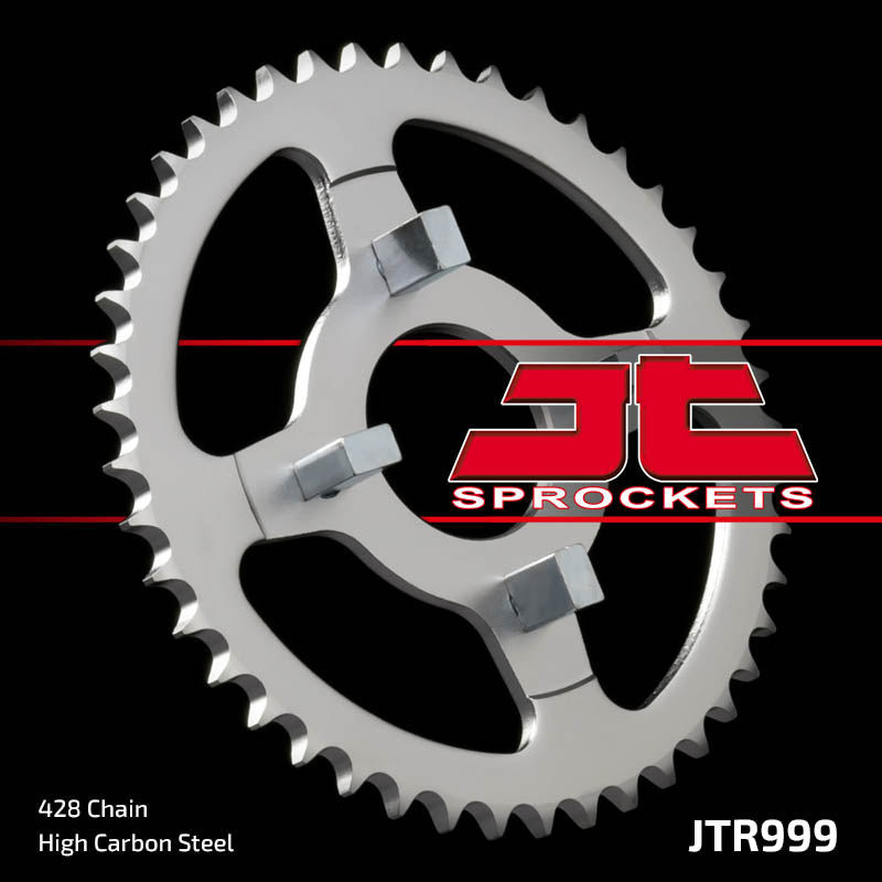 Rear Motorcycle Sprocket for Honda_CT110 B D G_81-86, Honda_CT110 Z A B C D_79-83