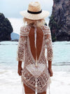 Beautiful  National Style Loose Cover-Ups Swimwear