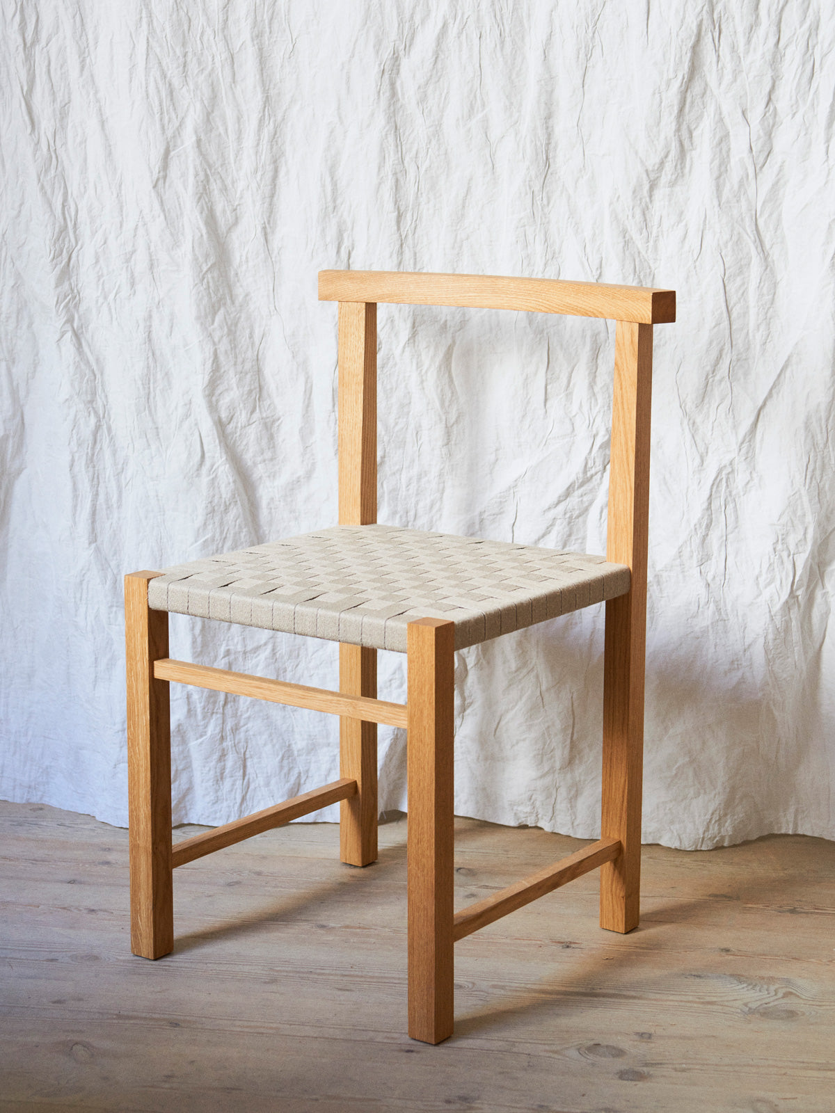 E15 Karnak Chair by Ferdinand Kramer