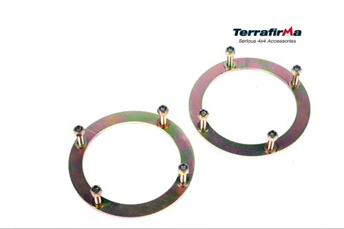 FRONT SHOCK TURRET RINGS