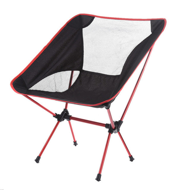 Outdoor FLYINGBIRD Fishing Chair Professional Folding Chair Camping Stool Seat Portable Backrest Chair For Picnic Beach Party