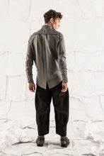 Load image into Gallery viewer, EASTON ZIP SHIRT JACKET - GRANITE