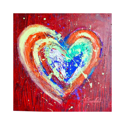 Colorful Heart 6