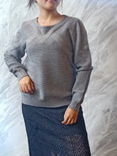 Load image into Gallery viewer, ELE-0308 Pull over top grey
