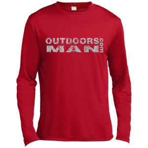 OUTDOORSMAN Faded Wicking LS Tee