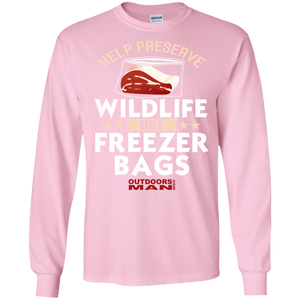 OUTDOORSMAN® Preserve Wildlife LS