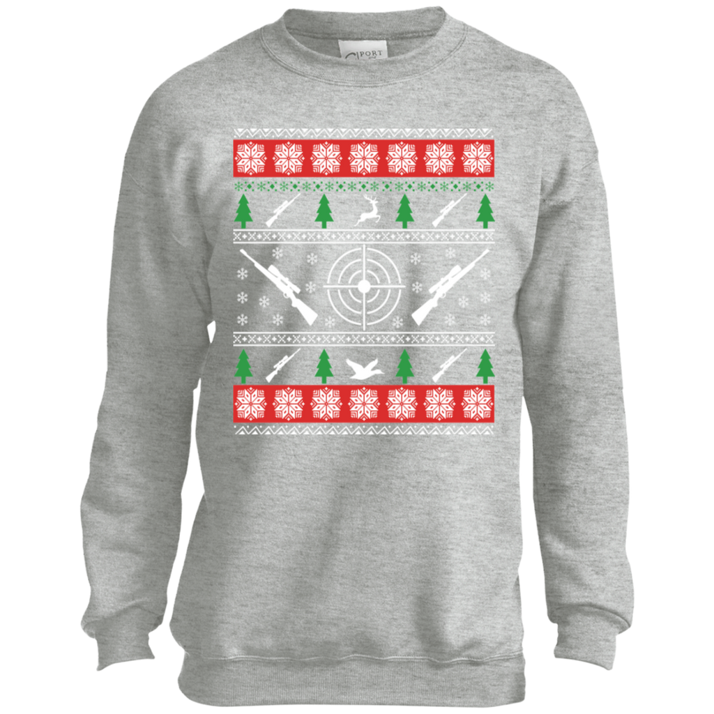 OUTDOORSMAN® Christmas Kids Sweatshirt
