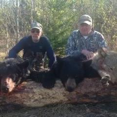 $5000 Foundation Voucher 2 Black Bears 1 Wolf Hunt