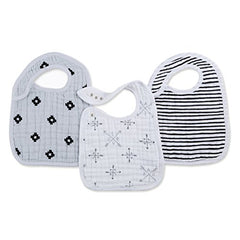 Aden + Anais Snap Bibs 3 Pack, Lovestruck