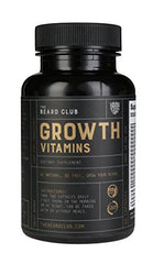 Beard Growth Vitamins | The Beard Club | #1 Selling Beard &Amp; Hair Growth Supplement In America | Get A Fuller And Thicker Beard
