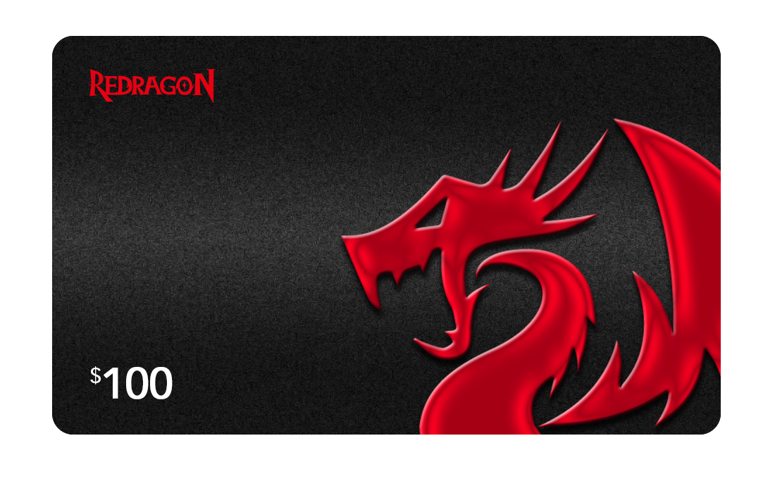 Redragon Gift Card $100