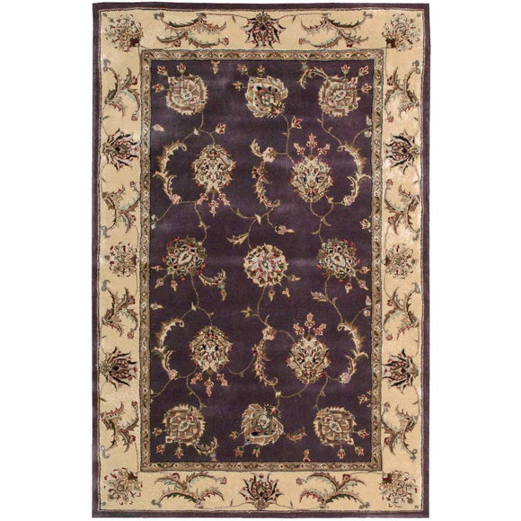 2022 Purple-Traditional-Area Rugs Weaver