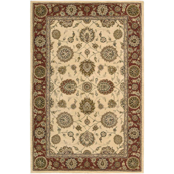 2204 Ivory-Traditional-Area Rugs Weaver