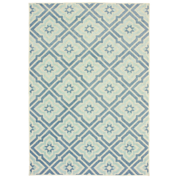 BAB 1801H-Outdoor-Area Rugs Weaver